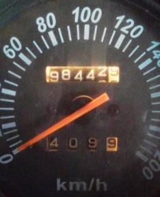 98,000km