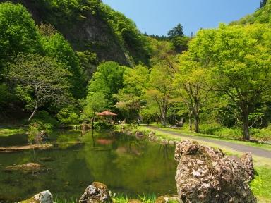 新潟県糸魚川市 不動滝キャンプ場