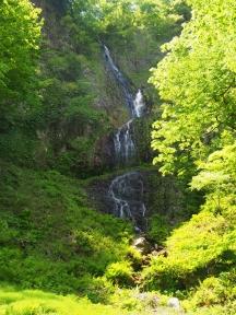 新潟県糸魚川市 糸滝