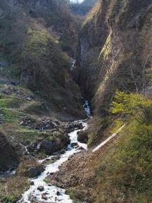 新潟県妙高市 惣滝