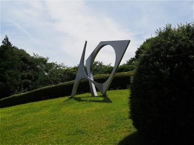 静岡県立美術館 プロムナード