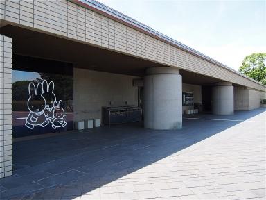 静岡県立美術館 入口