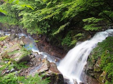 仁三郎の滝(舞姫滝)