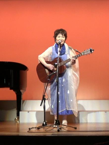 B)50周年連続コンサート調布(橋本のぶよさん)