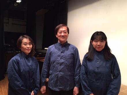 B)50周年記念連続コンサート調布(指導者ナッパーズ)