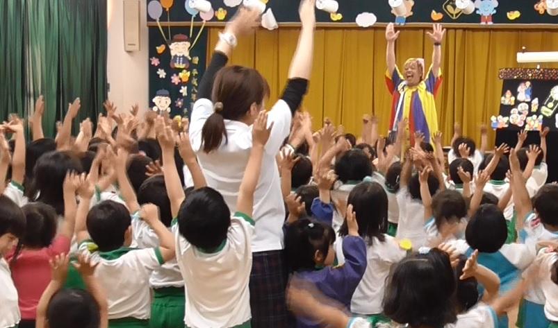 西部めばえ幼稚園2016-02