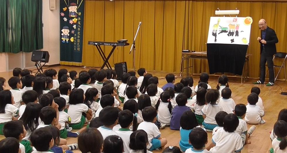 西部めばえ幼稚園2016-04
