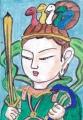 2蓮華王院三十三間堂沙羯羅竜王 (2)