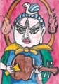 2蓮華王院 三十三間堂摩睺羅王神格化された大蛇 (2)