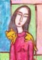 3猫のいる名画迷画モジリアニ (4)