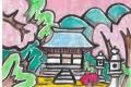 3猫のいる絵 海住山寺(2)