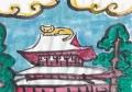 3法隆寺金堂 (1)