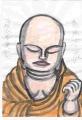 2龍猛菩薩(りゅうみょうぼさつ高野山泰雲院)奈良国立博物館仏像館 (1)