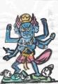 3奈良仏像館五大明王東方 - 降三世明王 (2)