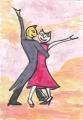 4猫のダンス