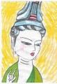 2伎芸天秋篠寺 (2)