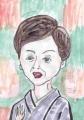 1長山 洋子は、日本の歌手。津軽三味線の澤田流の名取でもある。