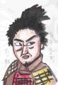 1真田丸後藤又兵衛・哀川翔 (8)