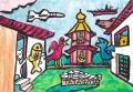 4八角仏堂の観音様の見る夢は