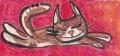 4猫のいる絵猫 4(1)