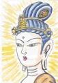 2観音菩薩立像 (3)