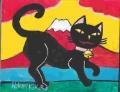 4猫と富士 (3)