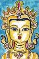 2チベット仏教観音菩薩