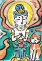 3菩薩猫と観音様 (5)