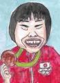 1近藤亜美銅メダル