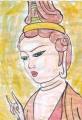 3伎芸天秋篠寺 の画像 (1)