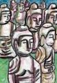 3鵜川四十八躰石仏群