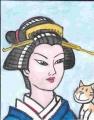 4浮世絵吉原芸者 (1)