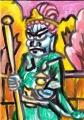 2壷阪寺石像巡り第9番7副腎尊