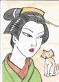 4猫のいる浮世絵 (2)