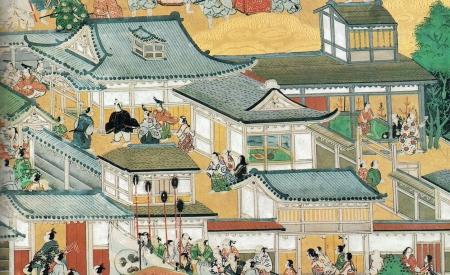 公家屋敷(池田本)