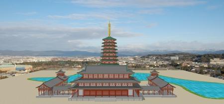法勝寺と京都盆地⑤
