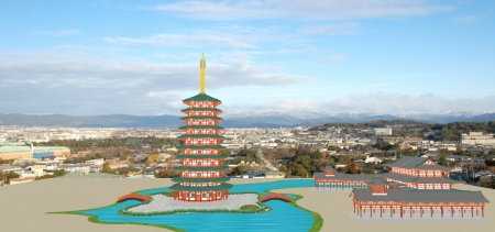 法勝寺と京都盆地④