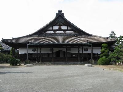 本徳寺本堂