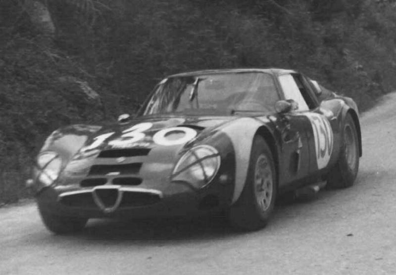 1966 alfa Bussinello Bianchi 5
