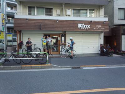 Rinztokyo クラブラン あらさい