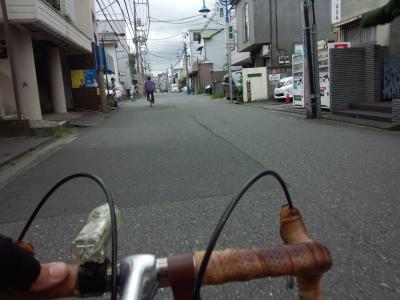 鶴見川 雨