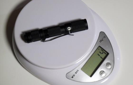 LUMITOP重量