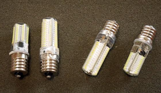 LED電球2種