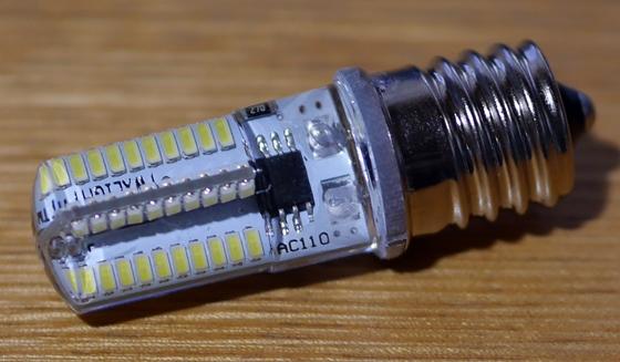 LED電球小