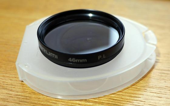 PLフィルター46mm