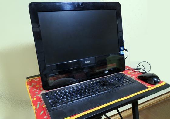 DELL一体型PC