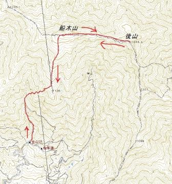 後山地図 2