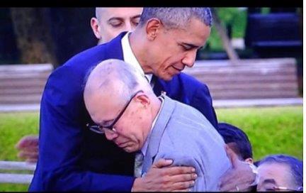20160529オバマと被ばく者1