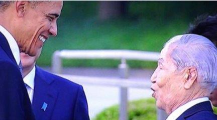 20160529オバマと被ばく者