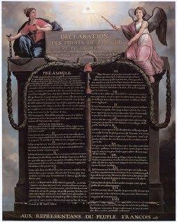 20161108フランス人権宣言